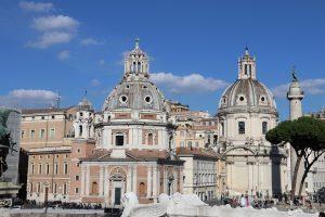 Pamiatky, ktoré uvidíte, ak sa rozhodnete navštíviť Rím.