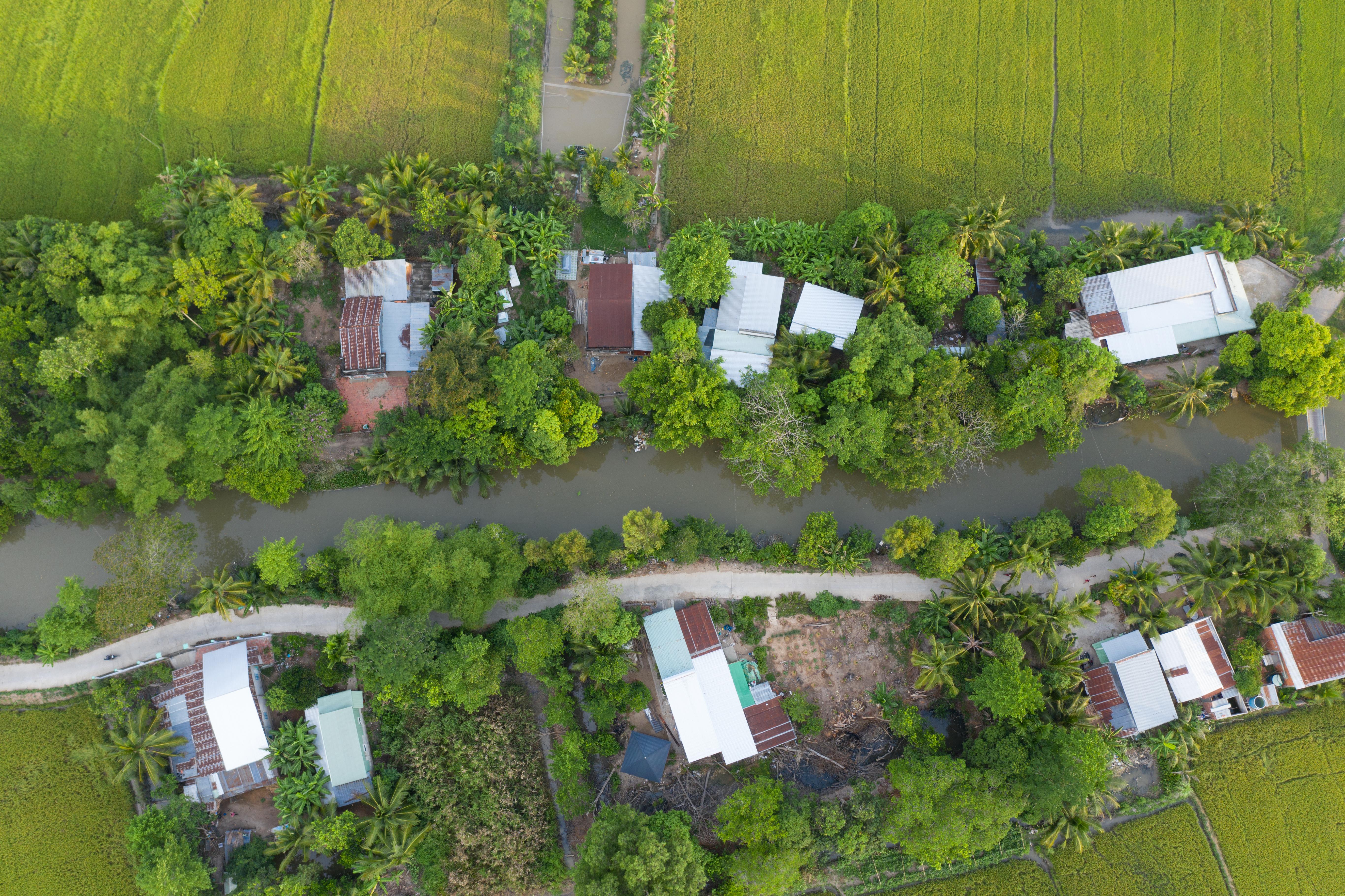 Laos - cesty bez asfaltu