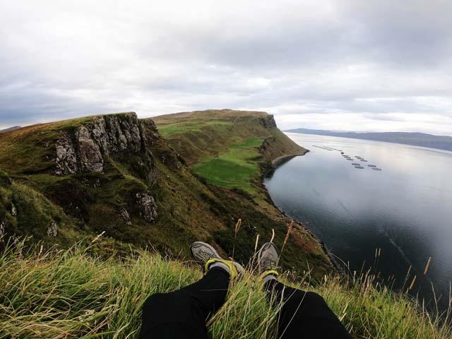 Britské ostrovy a výhľady, ktoré tam nájdete.