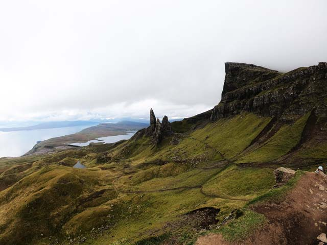 Škótsko: The Old Man of Storr