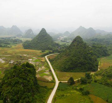 Vietnam na motorke