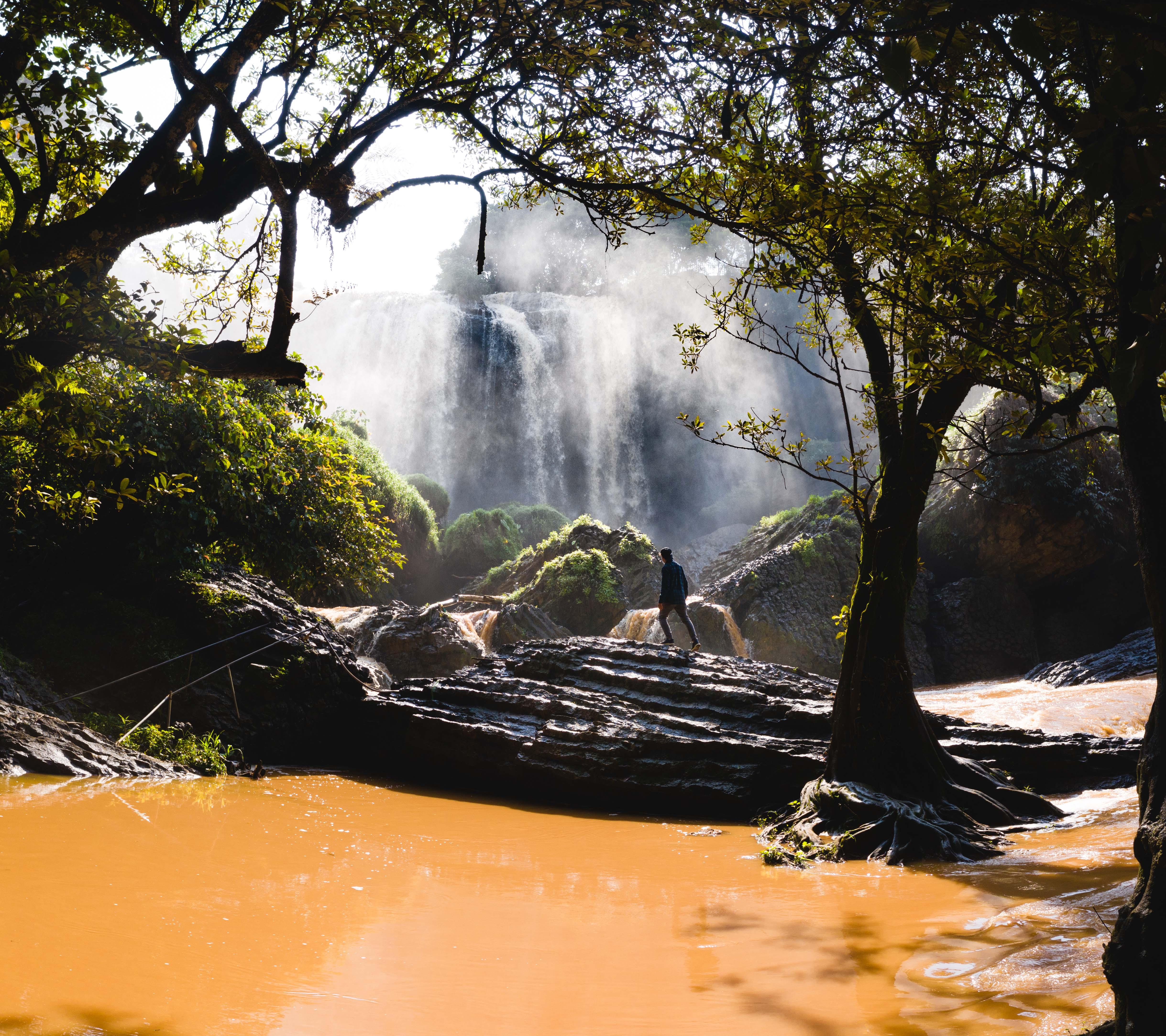 Sloní vodopád