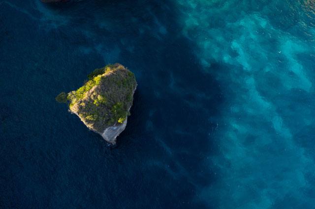 Bali - Ponúka podmienky vhodné na potápanie a šnorchľovanie