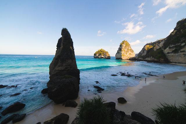 Nusa Penida - Diamond beach