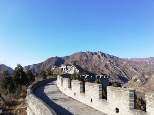 Peking a Veľký Čínsky múr