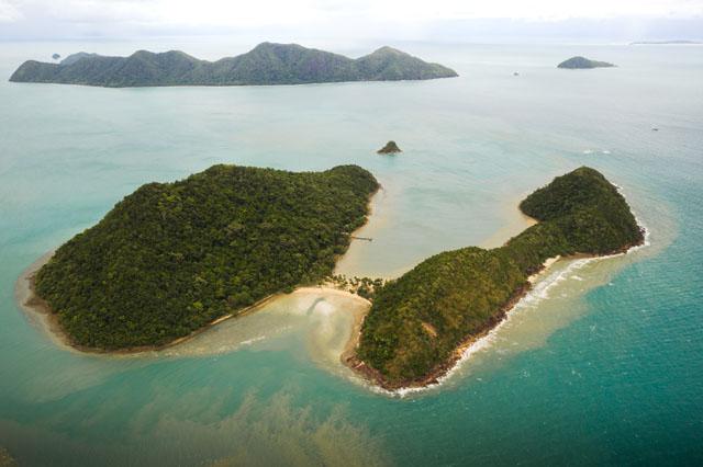 Ostrovy Ko Chang