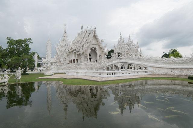 Thajsko - Wat Wong Khun