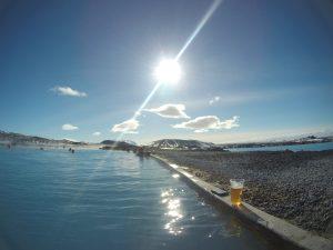 Island: termálne kúpele Mývatn