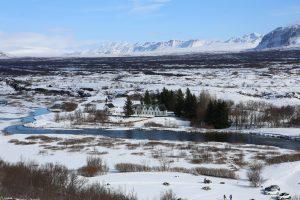 Island: národný park Þingvellir