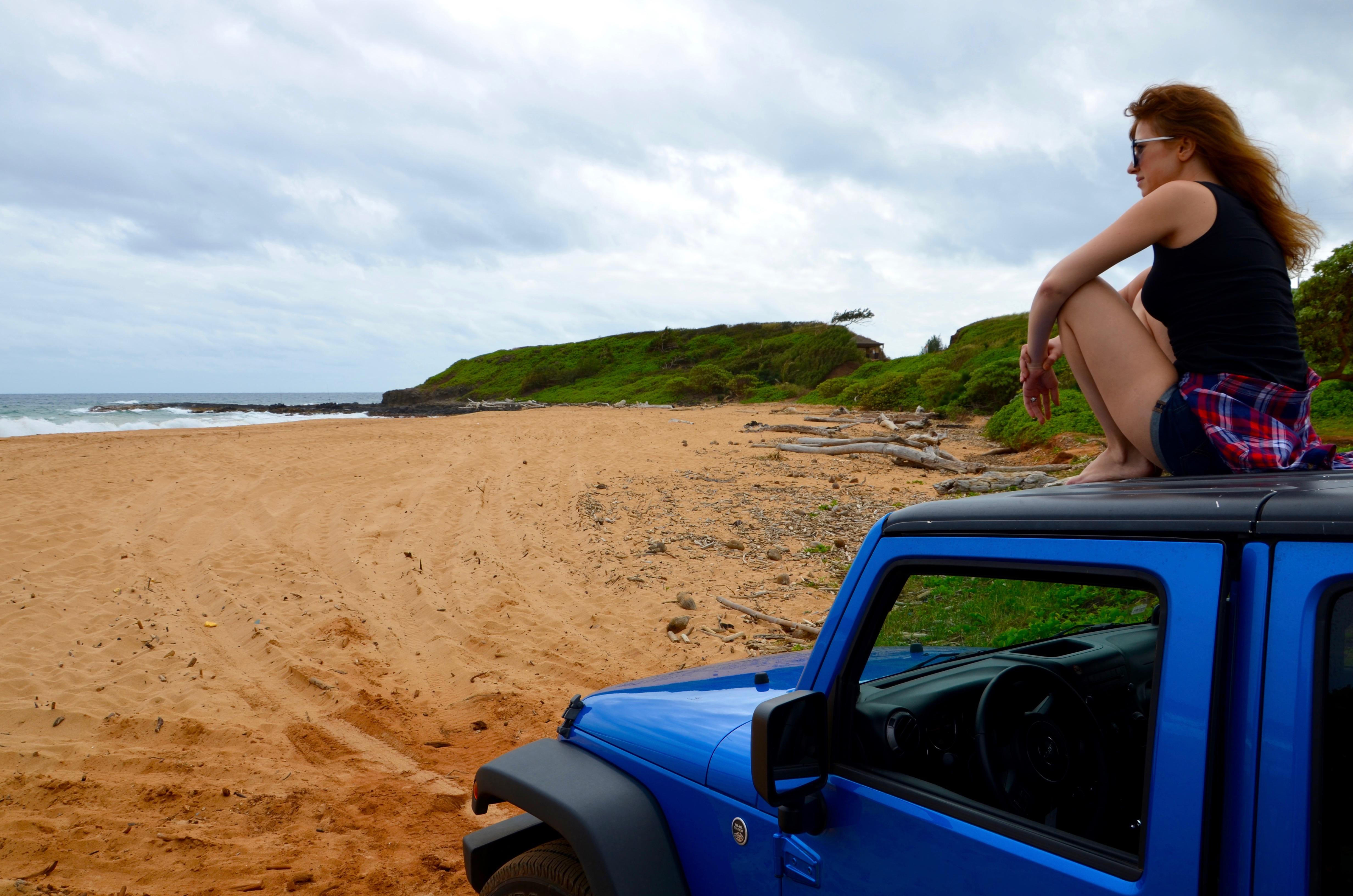 Kauai a jeho pláže
