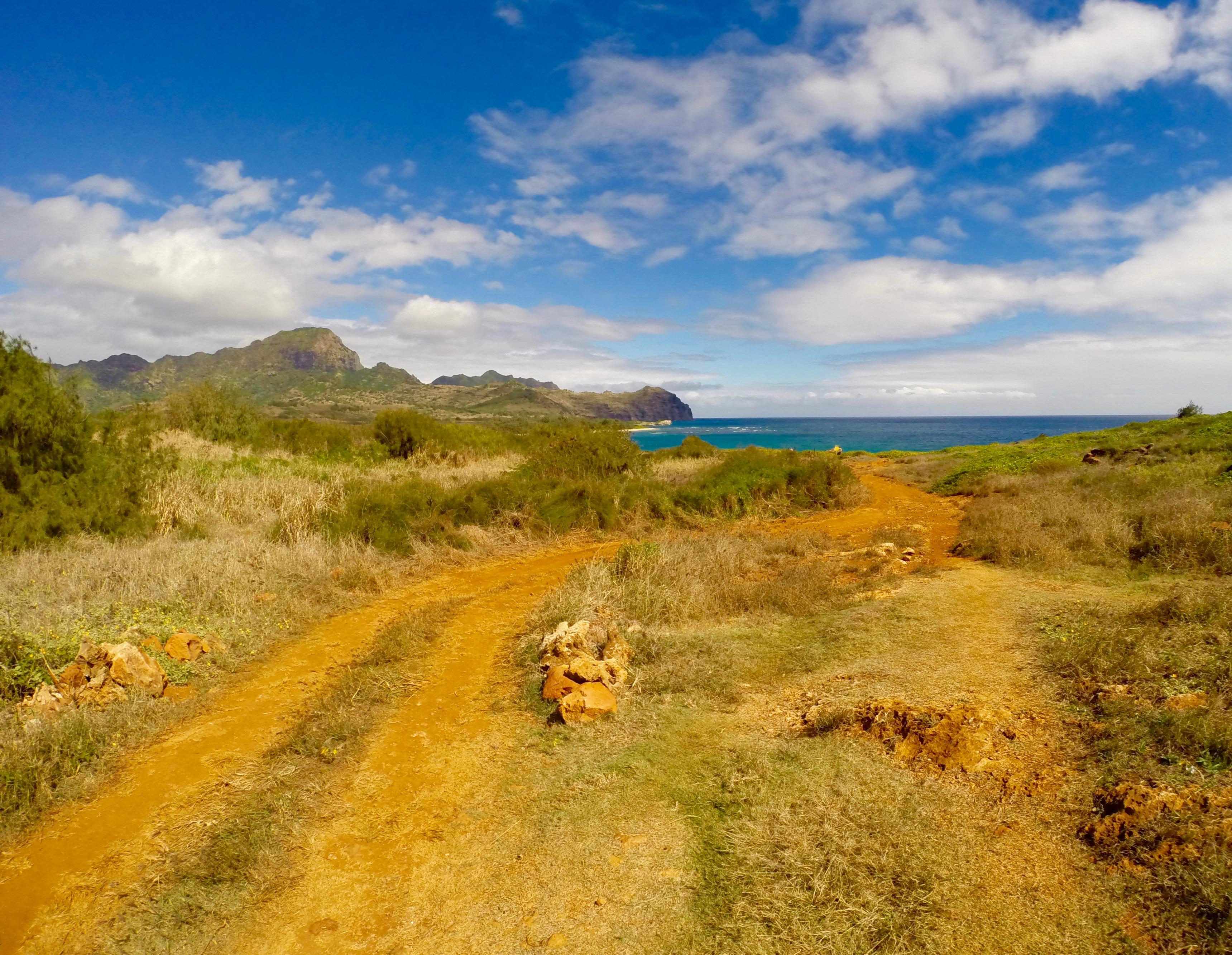 Kauai je ostrov pre pravých dobrodruhov