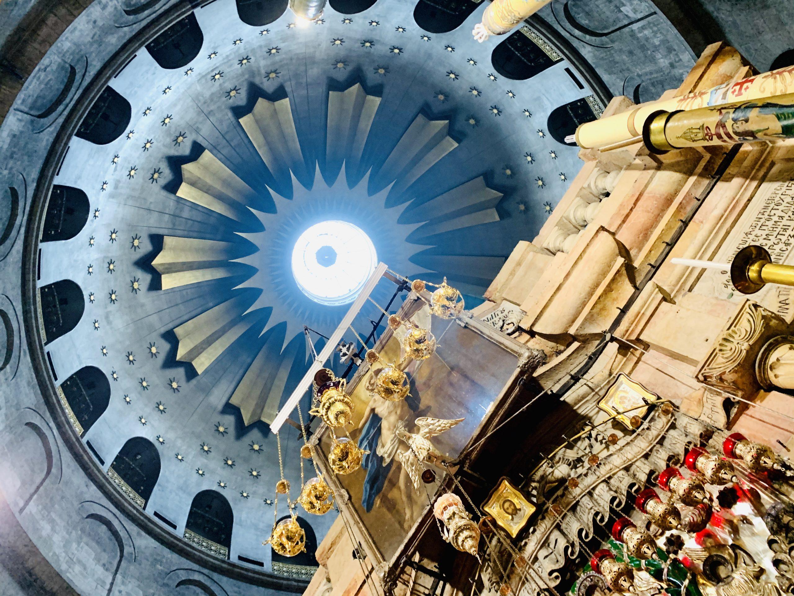 Jeruzalem - Chrám Božieho hrobu