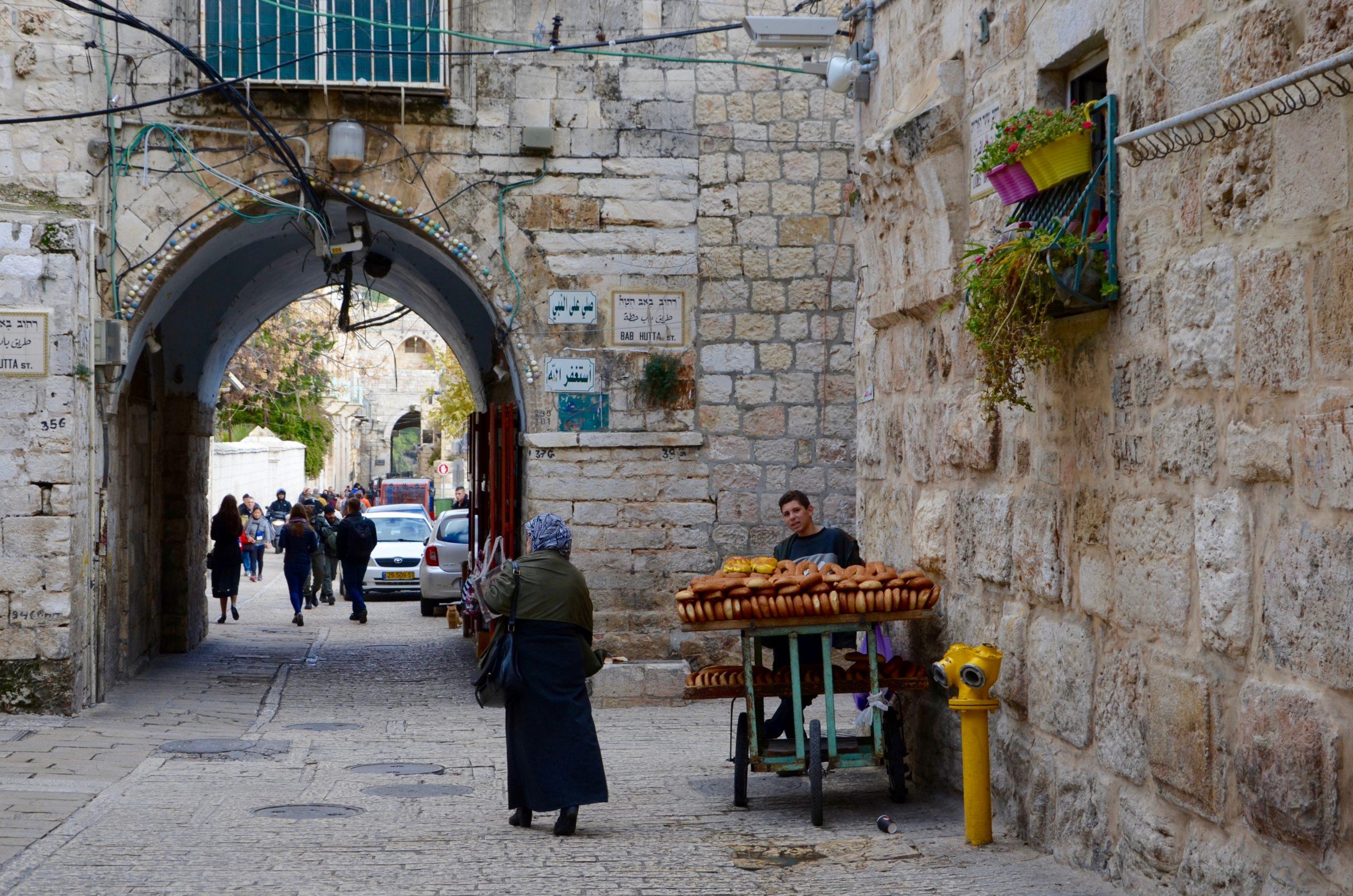 Jeruzalem - Via Dolorosa