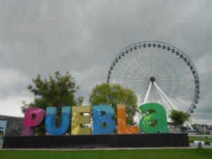 """""""Puebla eye"""" najväčšie prenosné pozorovacie koleso na svete"""