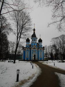 Litva: mesto Druskininkai