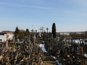 Litva: Hora krížov