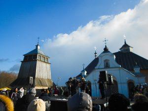 Litva: Užgavėnės alebo pálenie Moreny