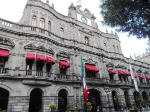 Historické centrum mesta Puebla