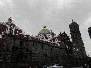 Puebla: Katolícke centrum