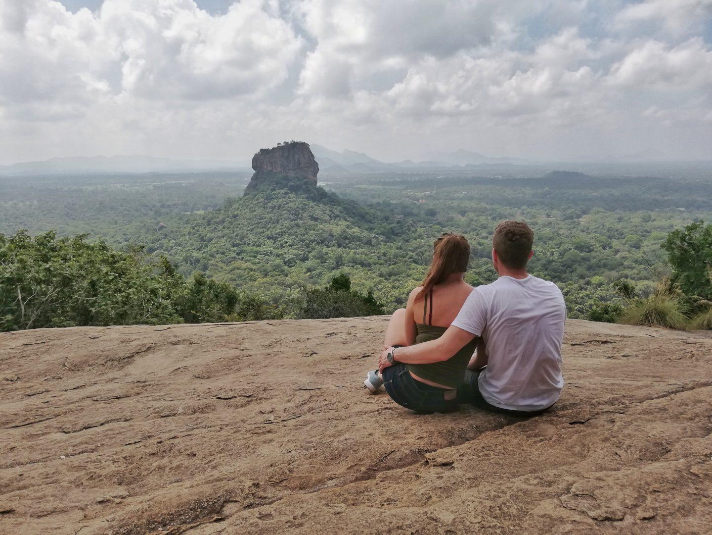 srí lanka: Sigiriya tzv. levia skala