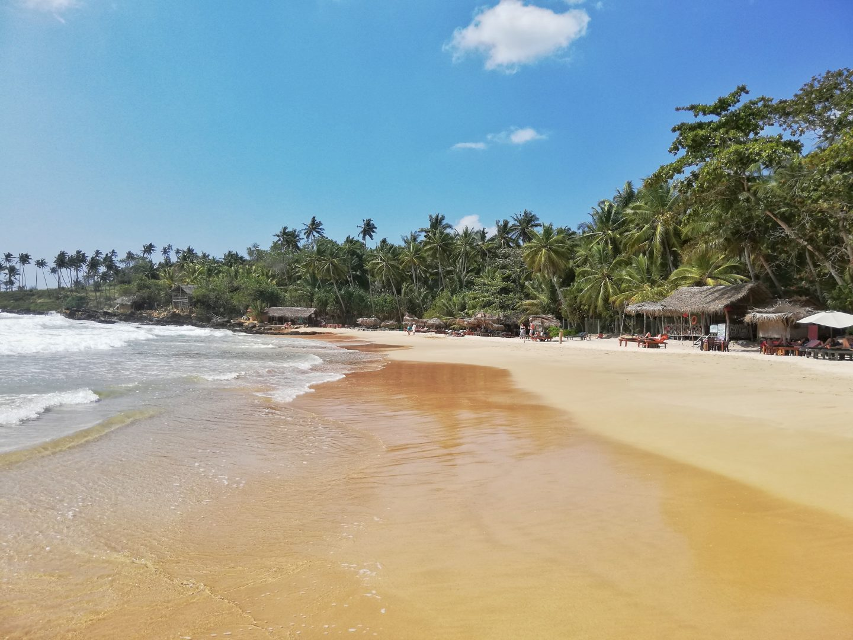 Goyamboka beach