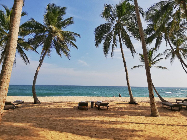 srí lanka: silent beach