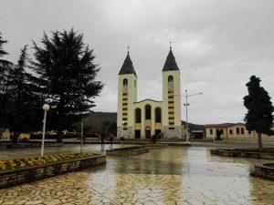 Pútnické miesto Medjugorje