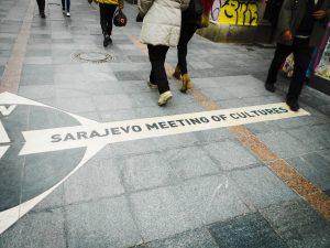 Sarajevo: stretnutie kultúr