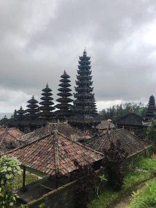 Bali: chrám Pura Besakih