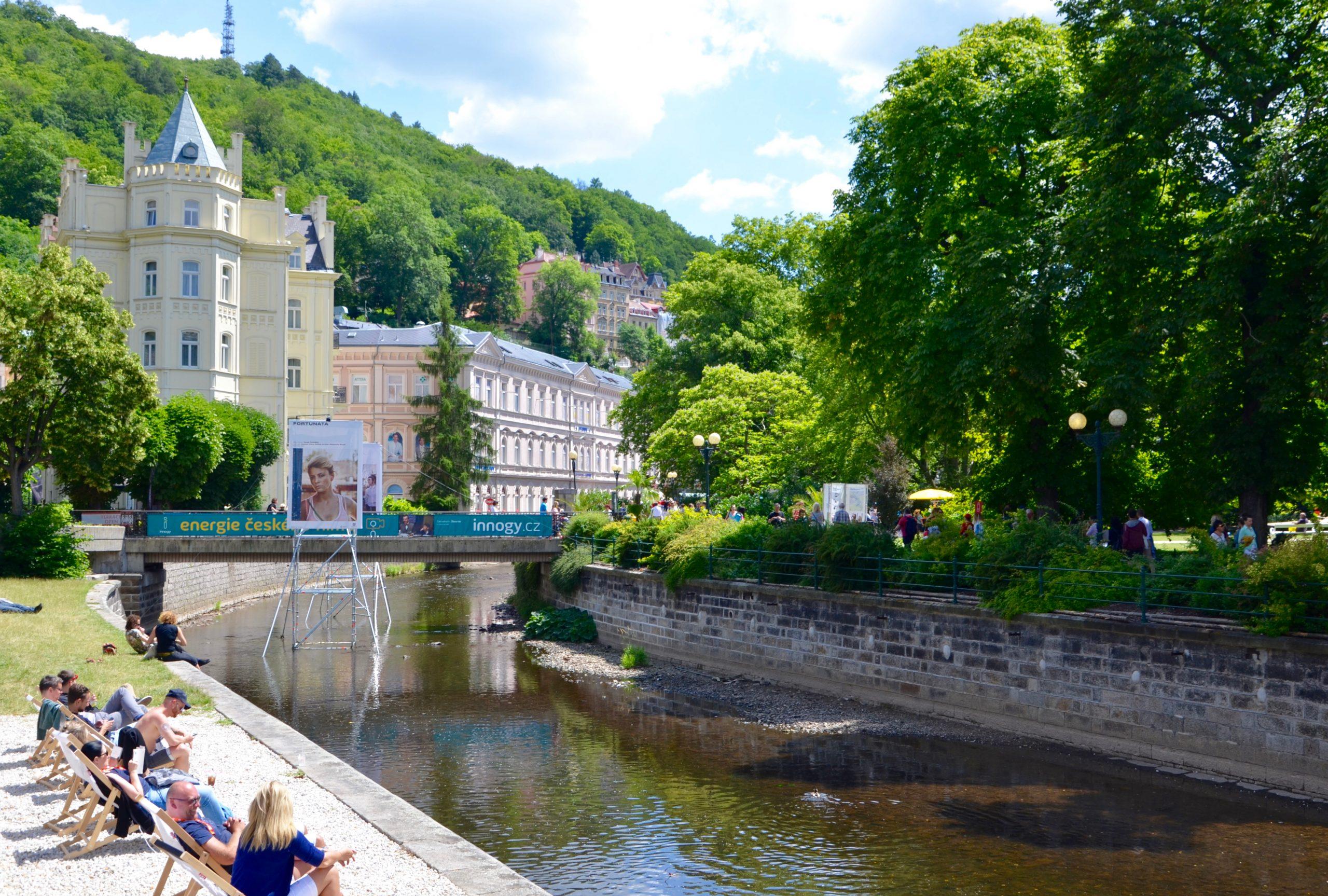 Česko: Karlovy Vary