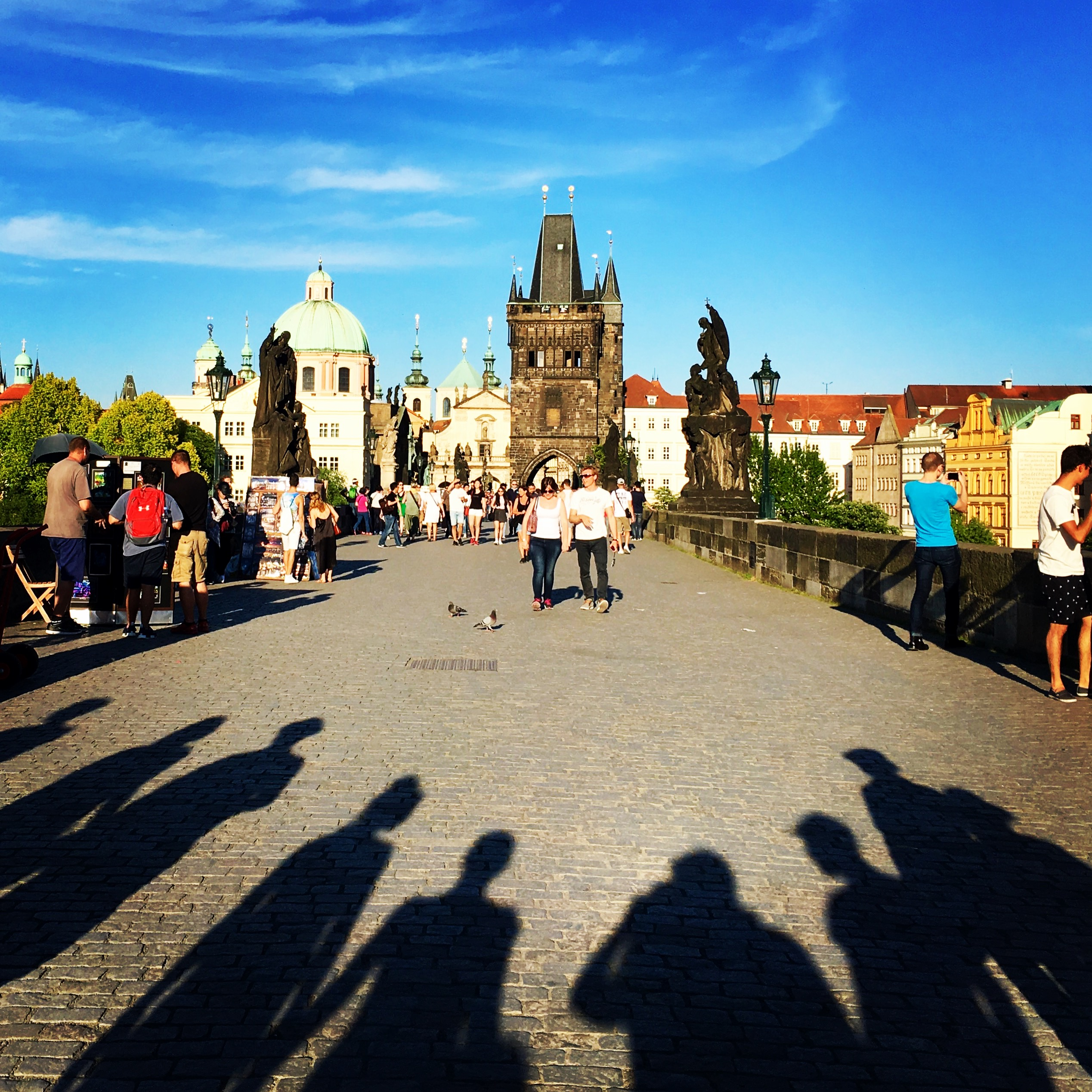 Česko: Karlov most