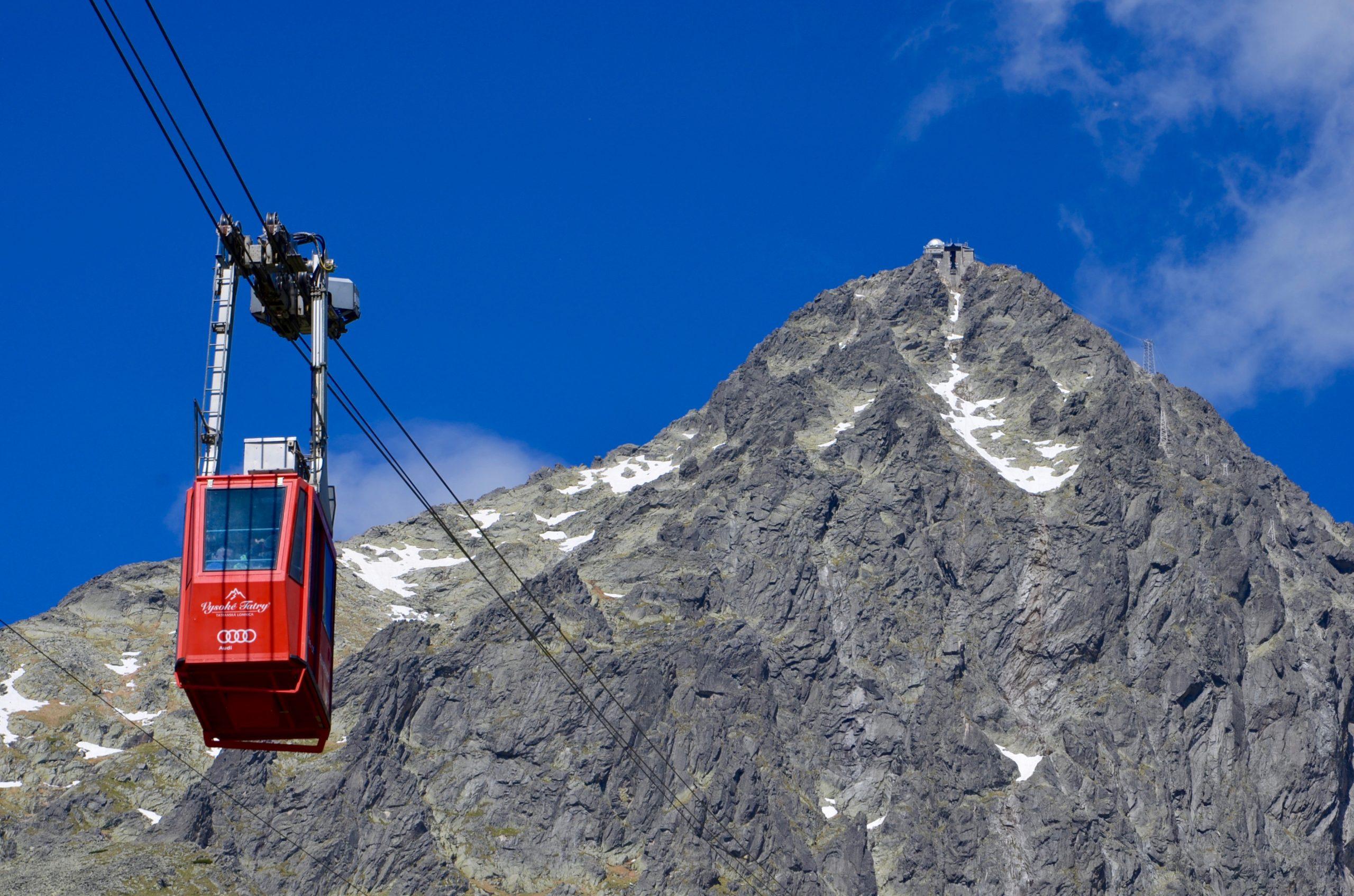 Slovensko: Vysoké Tatry a Lomnický štít